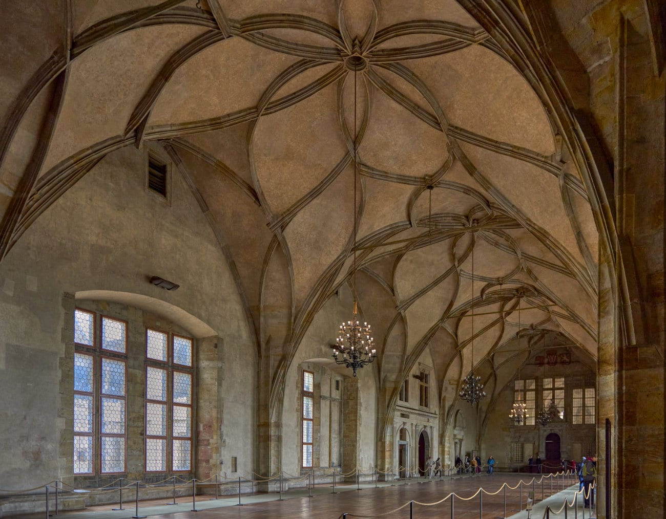 Salón Vladislav Praga