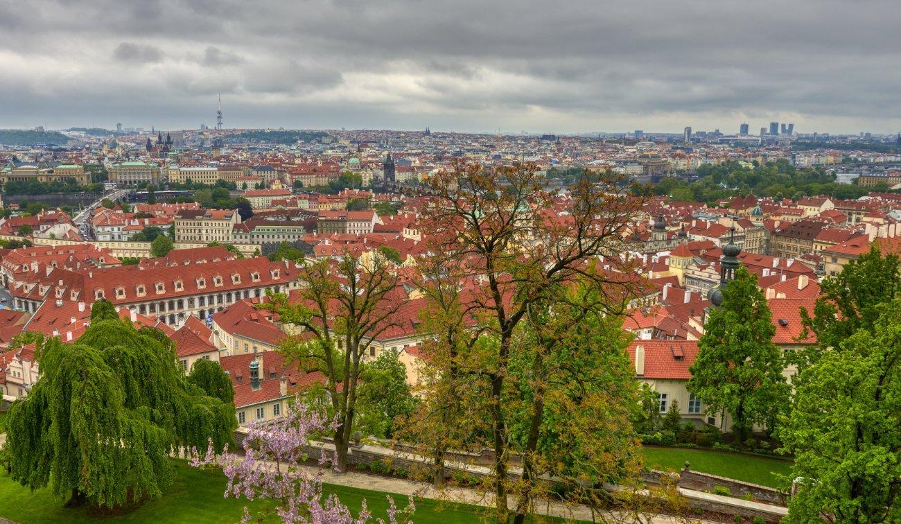 Malá Strana Praga