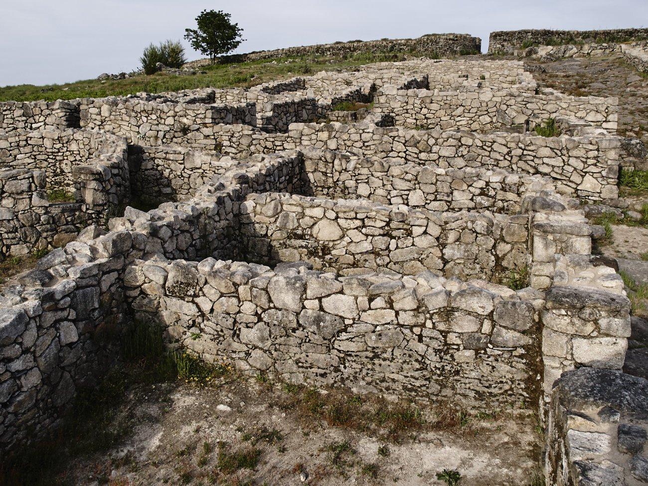 Castro de San Cibrao de Las – Punxín