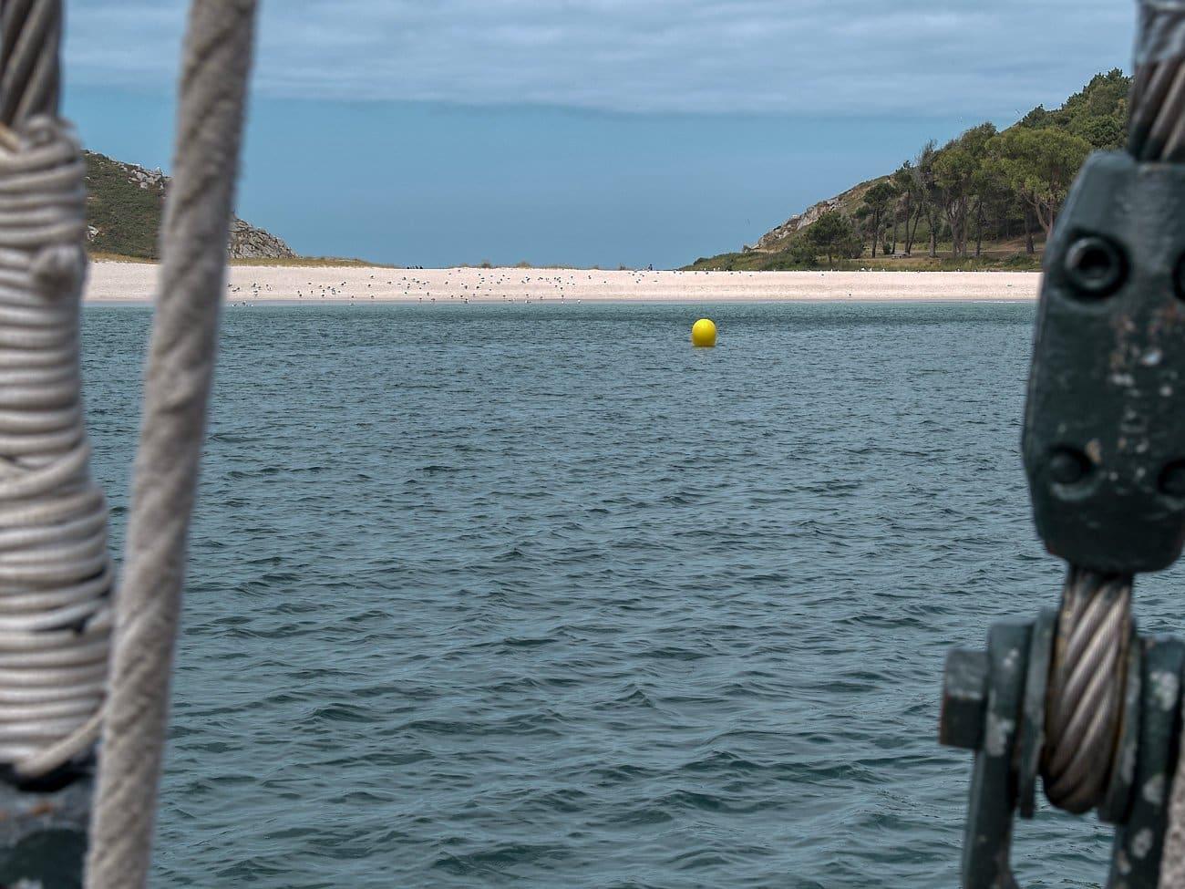 Playas Rías Baixas: Playa de Rodas – Cies