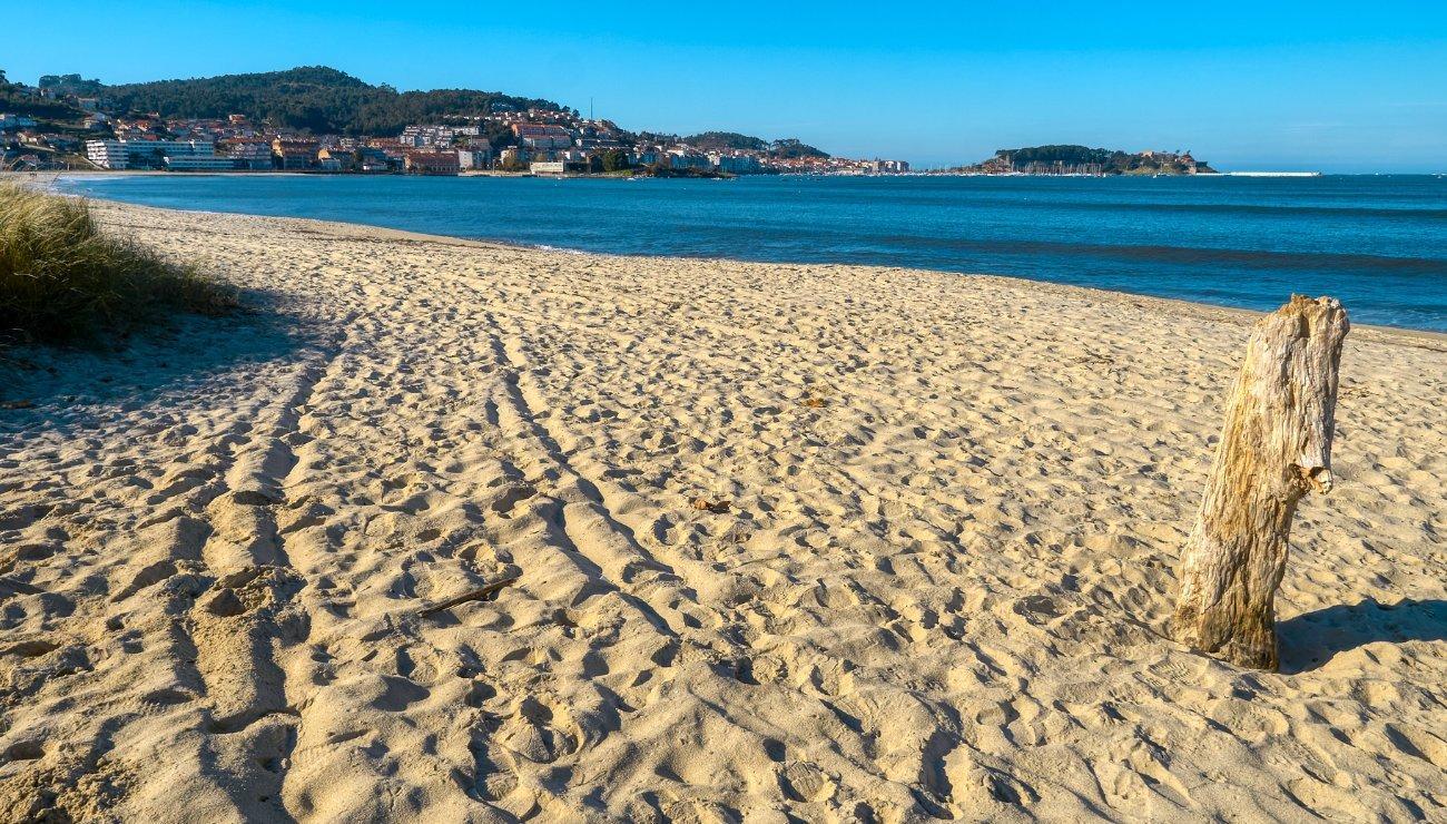 Playas Rías Baixas: Ladeira – Baiona
