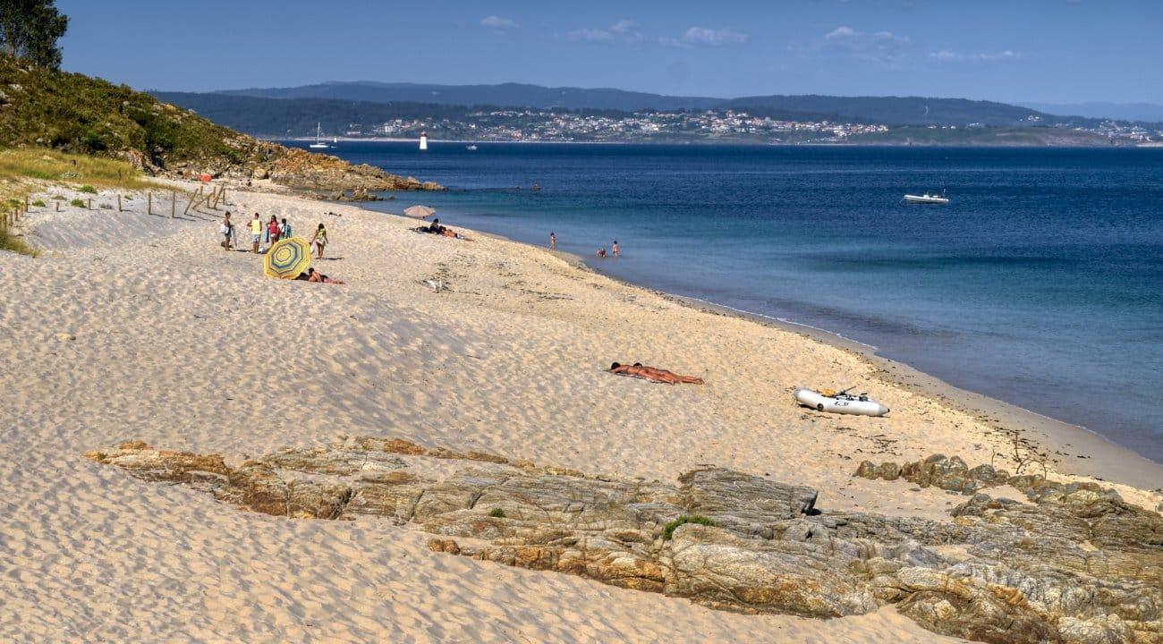 Playa de Melide-Ons