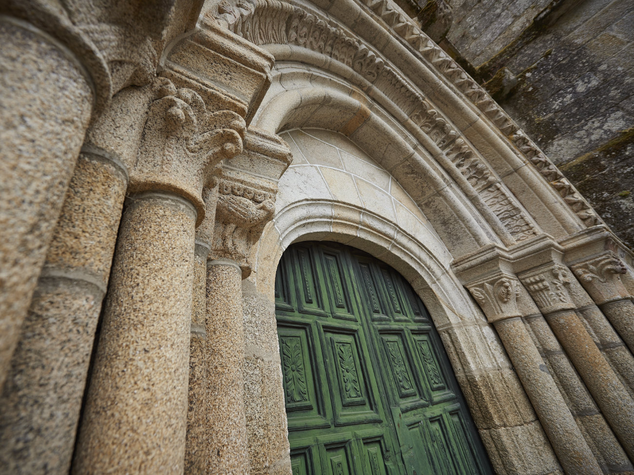 El monasterio de San Clodio
