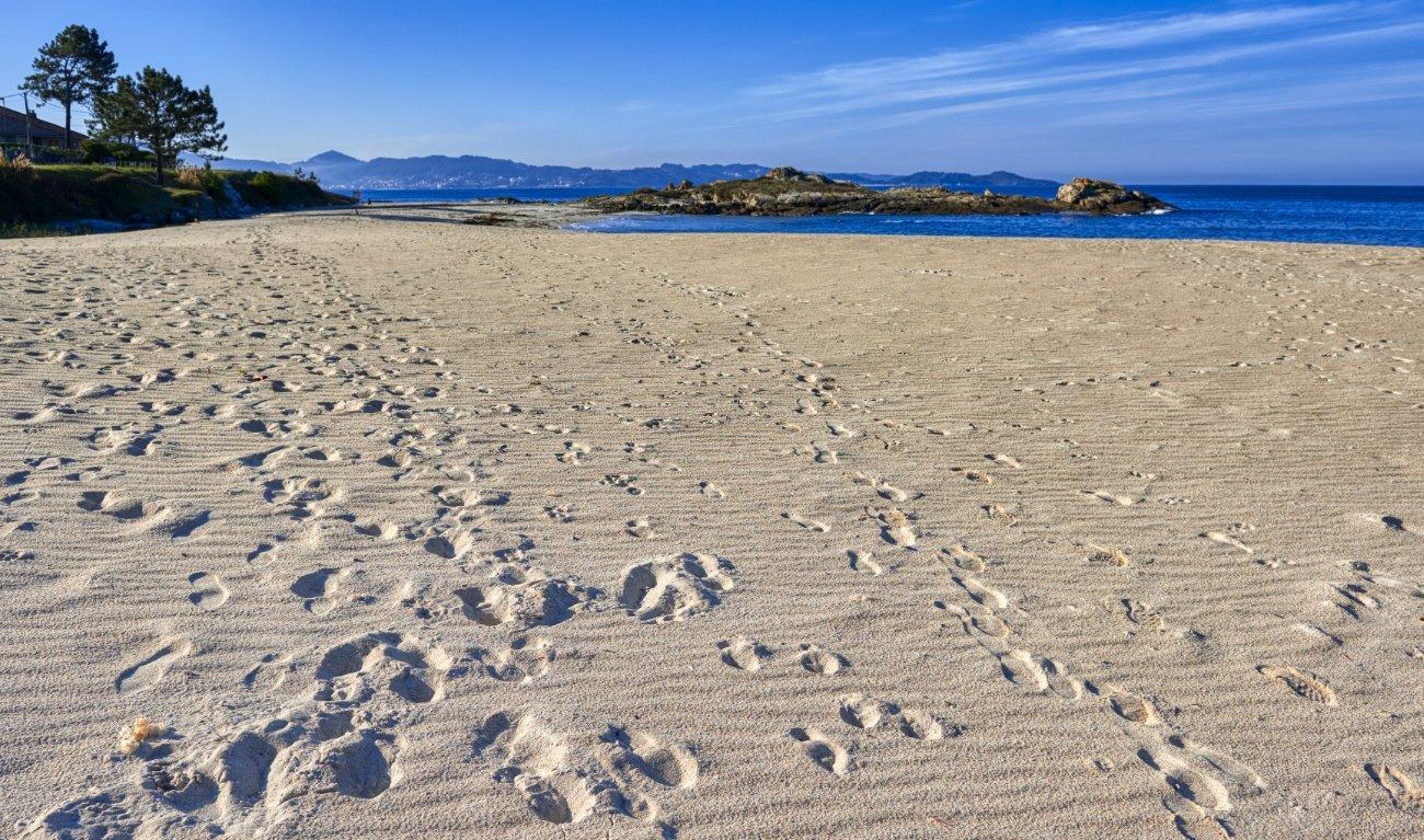Playa de Areas – Sanxenxo