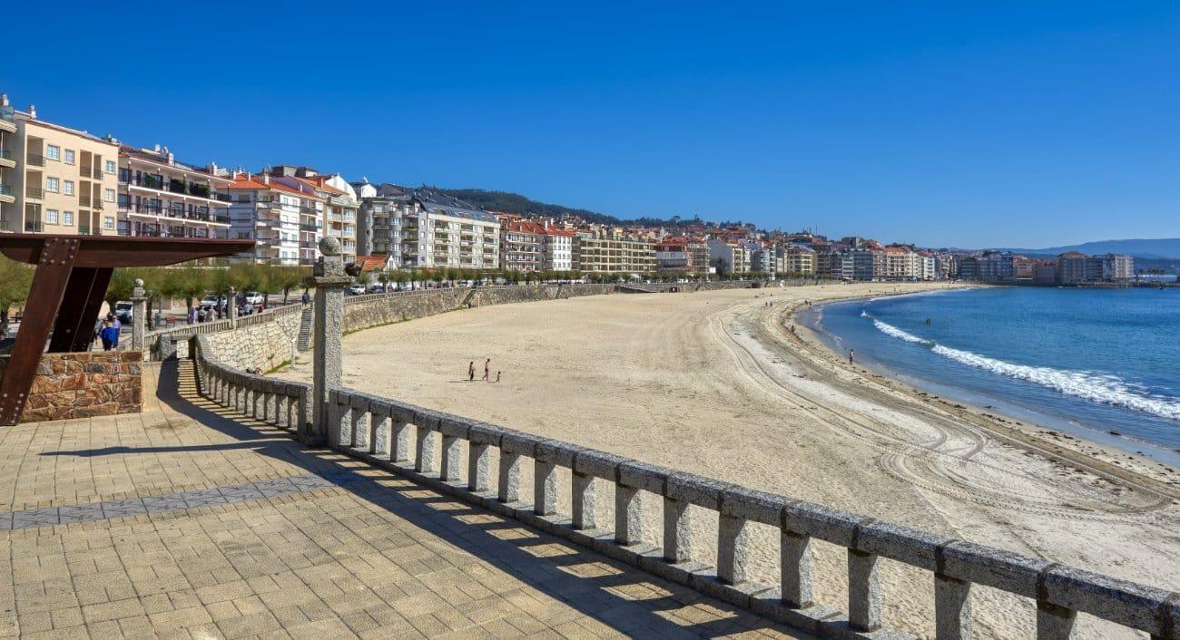 Playa de Silgar – Sanxenxo (Rías Baixas)