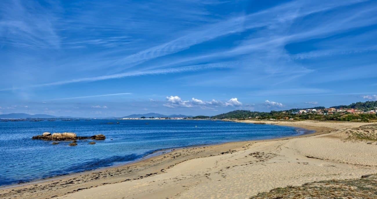 Playa de A Mexilloeira – O Grove
