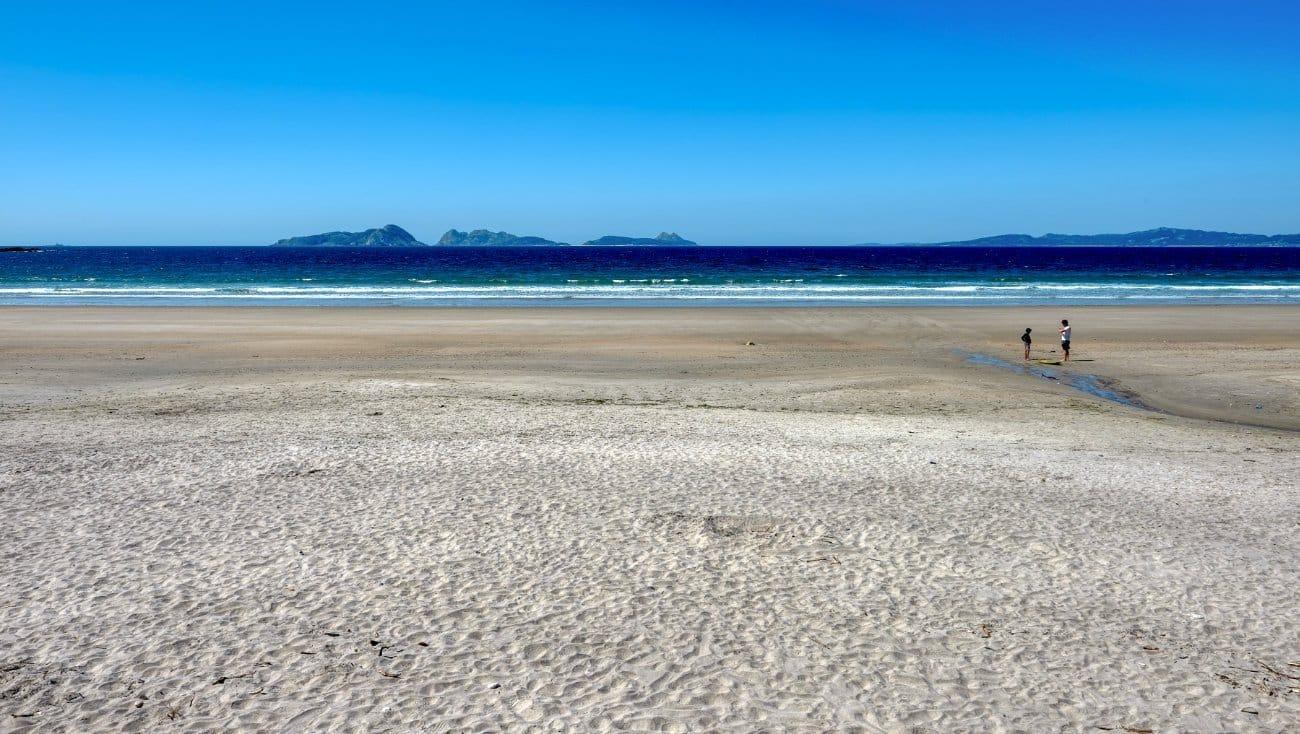 Rías Baixas: Playa de Patos – Nigrán