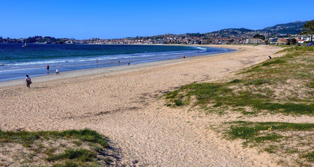 Playas Rías Baixas: Playa América – Nigrán