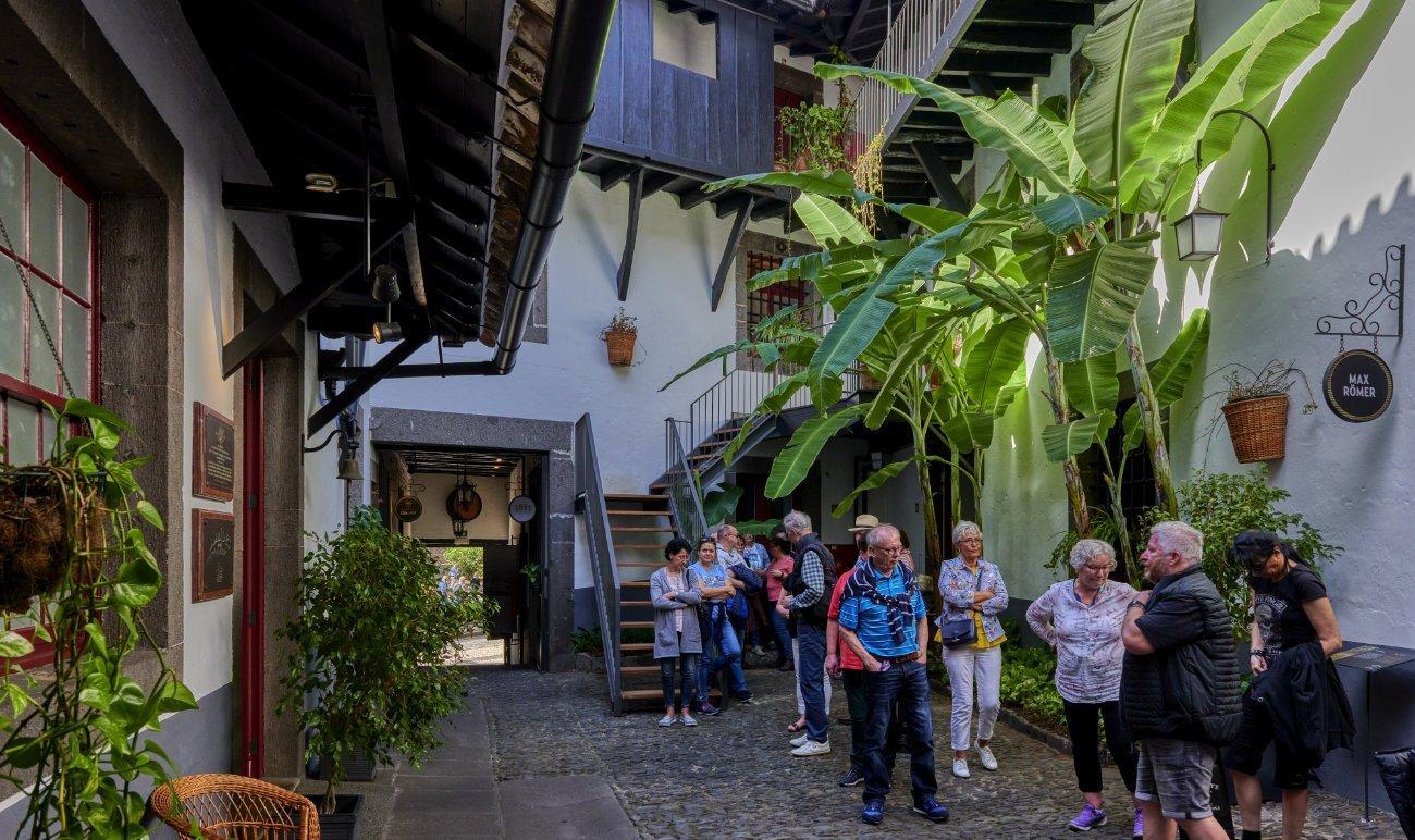 Bodegas Blandy Funchal Madeira