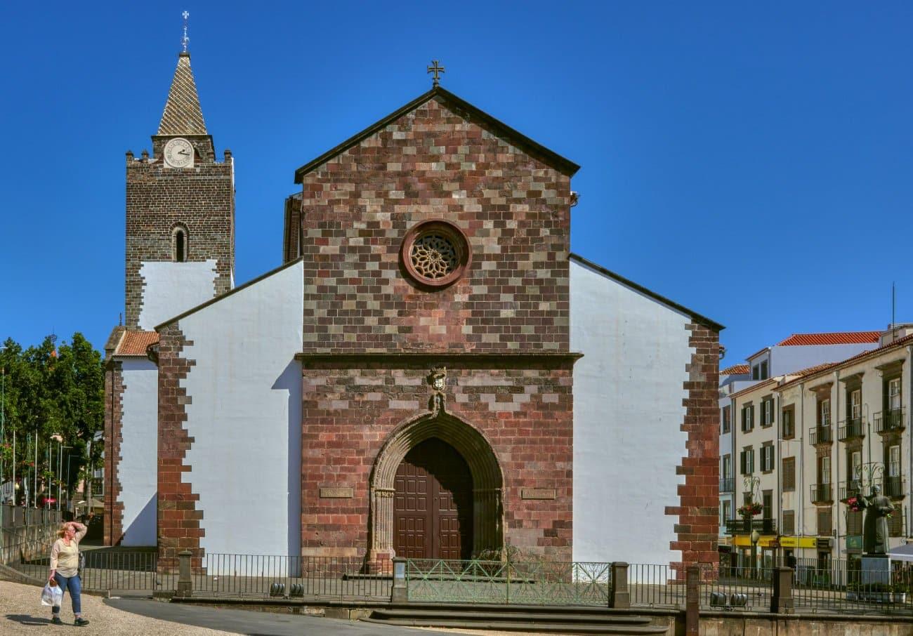Sé de Funchal Madeira