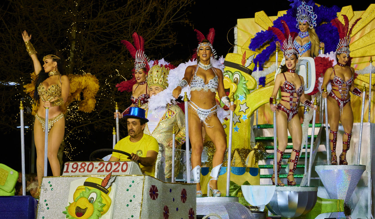 Carnaval Funchal Madeira