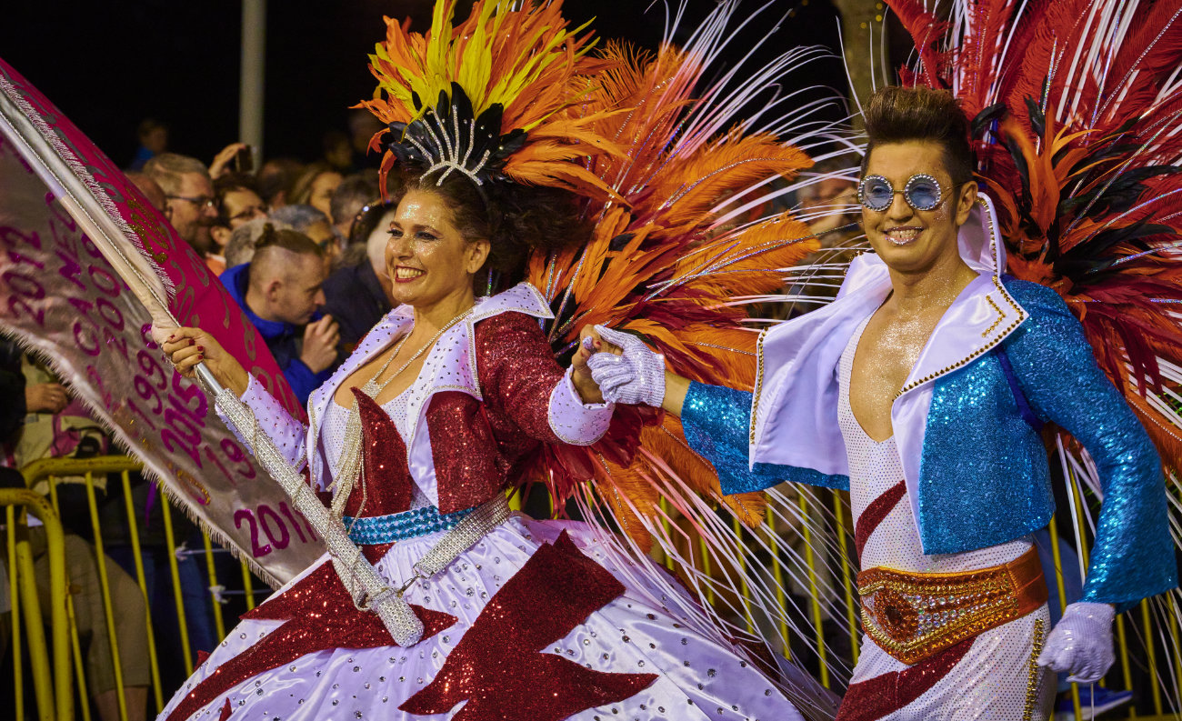 Carnaval Funchal Madeira