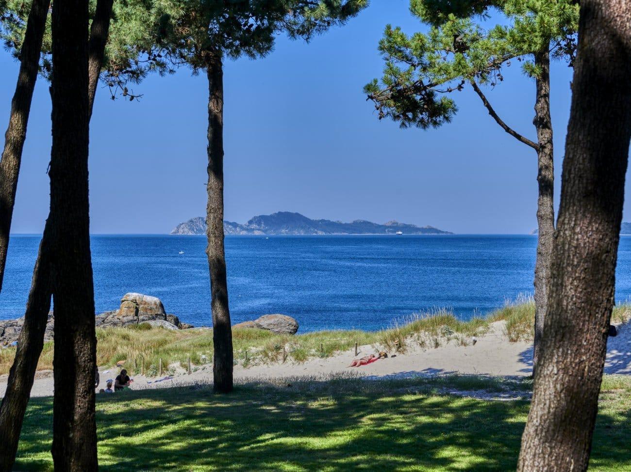 Playas Rías Baixas: Samil – Vigo