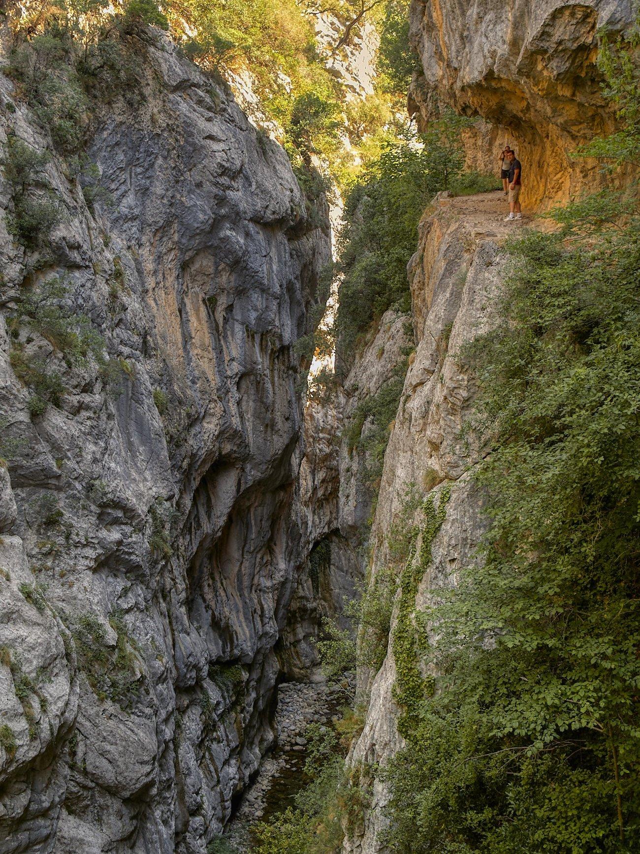 Garganta del Rio Cares - Leon