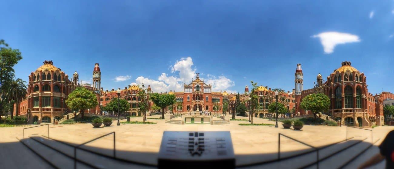 Qué Ver en Barcelona: Antiguo Hospital de la Santa Creu