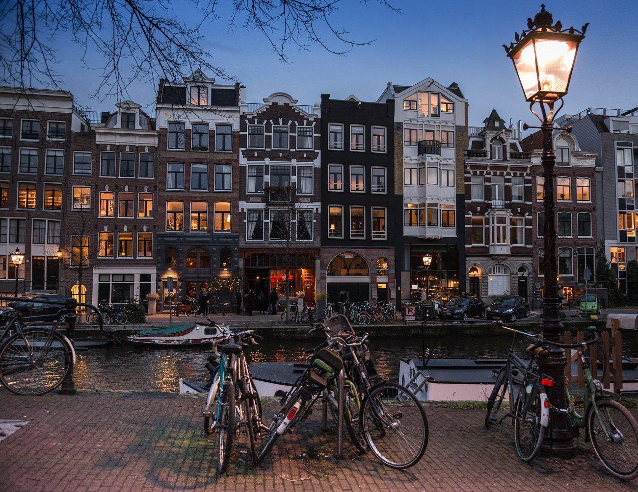 Barrio de Jordaan Amsterdam