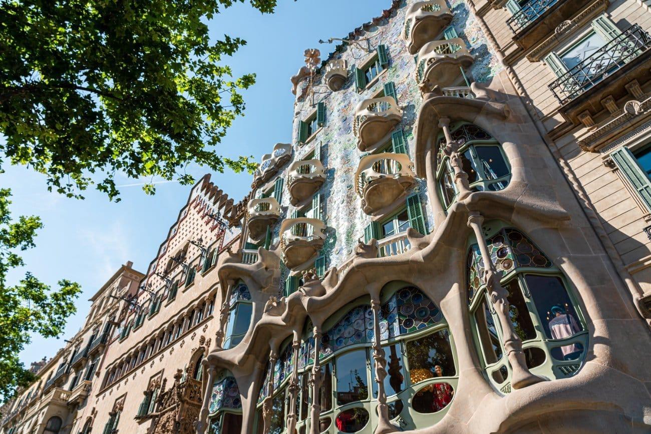 Qué Ver en Barcelona: Casa Batlló