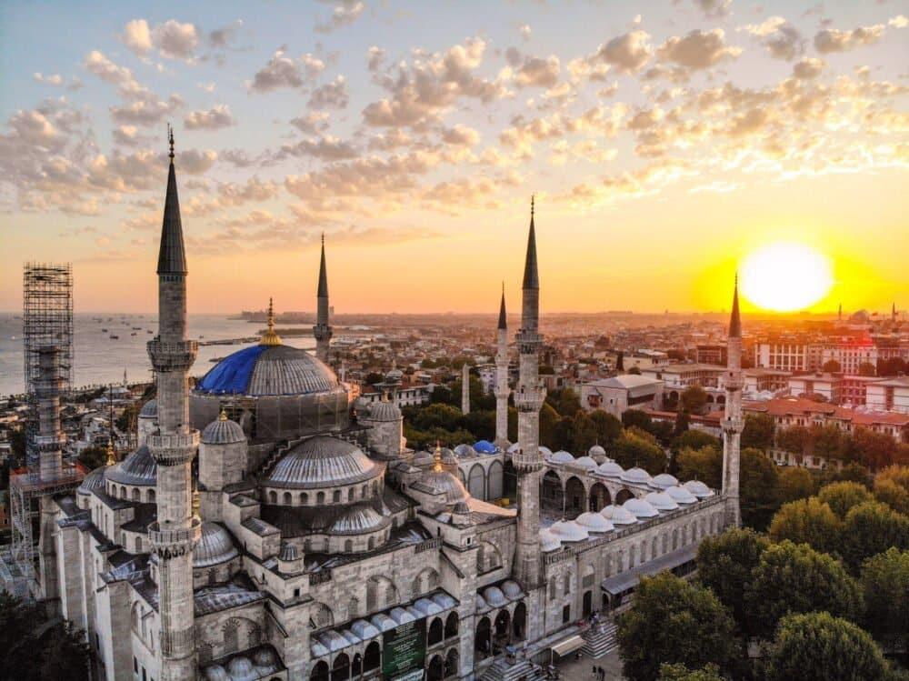 Basílica de Santa Sofía - Estambul