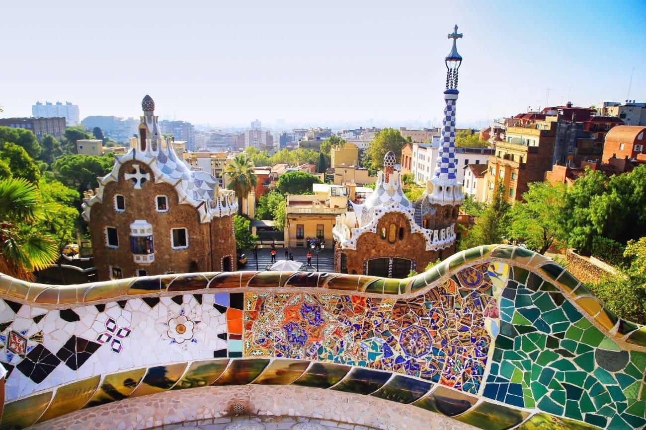 Qué Ver en Barcelona: Parc Güell