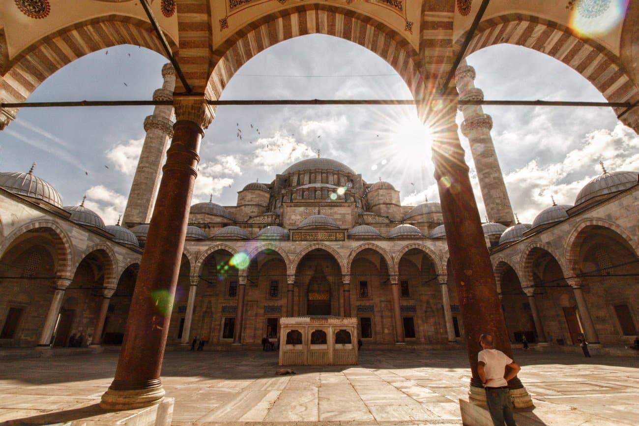 Mezquita Solimán Estambul