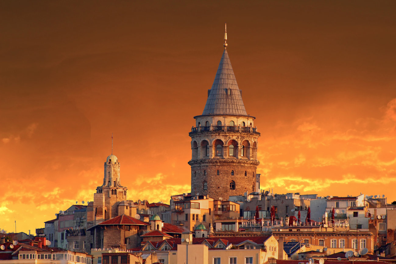 La Torre Gálata Estambul