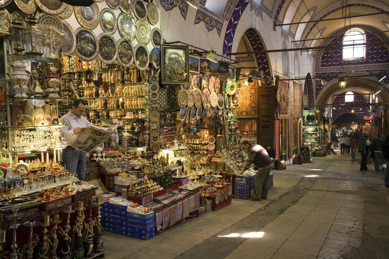 Gran Bazar Estambull