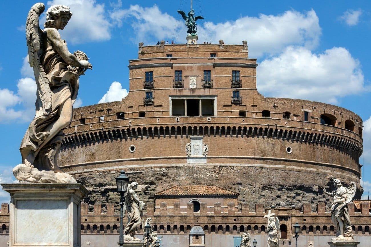 El Castillo Sant'Angelo Roma