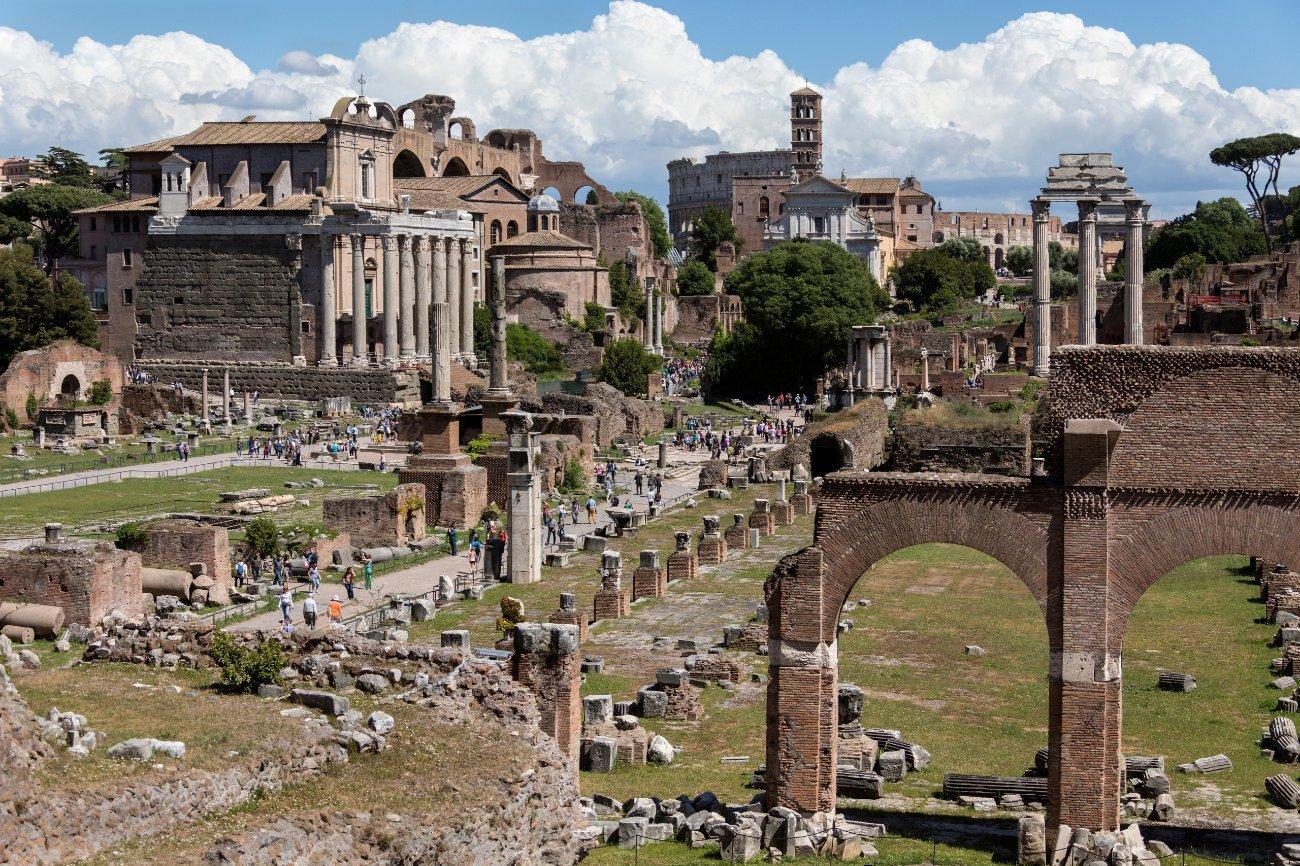 El Foro Roma