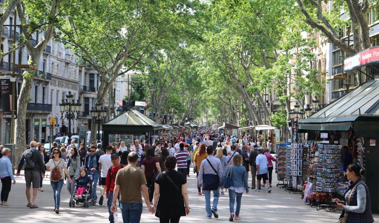 Qué Ver en Barcelona: Las Ramblas