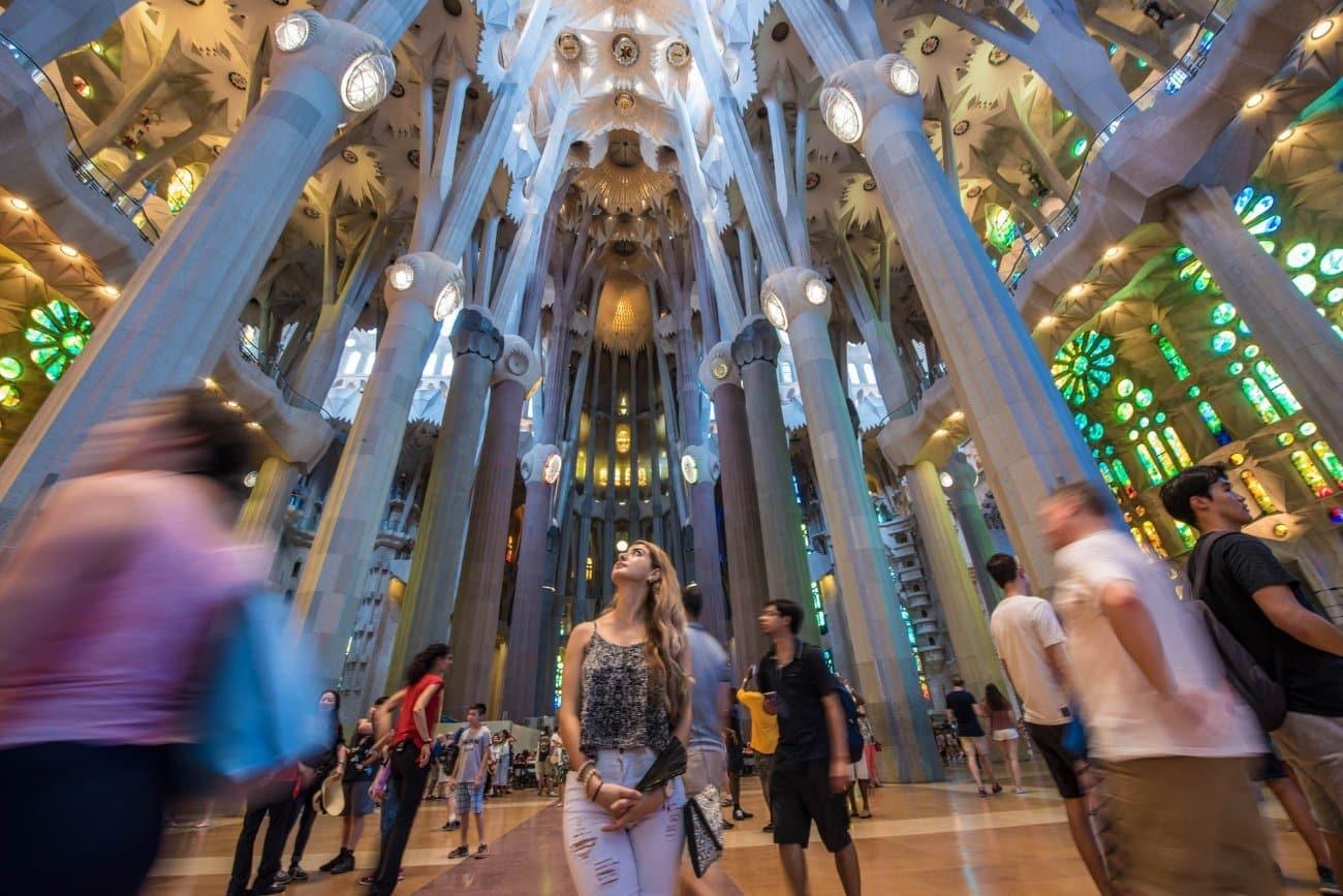 Qué Ver en Barcelona: La Sagrada Familia