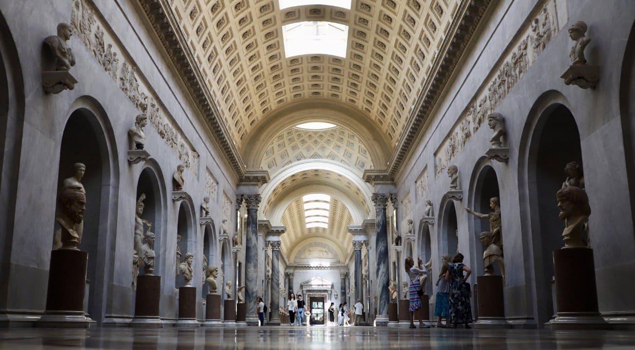 El Museo Vaticano Roma