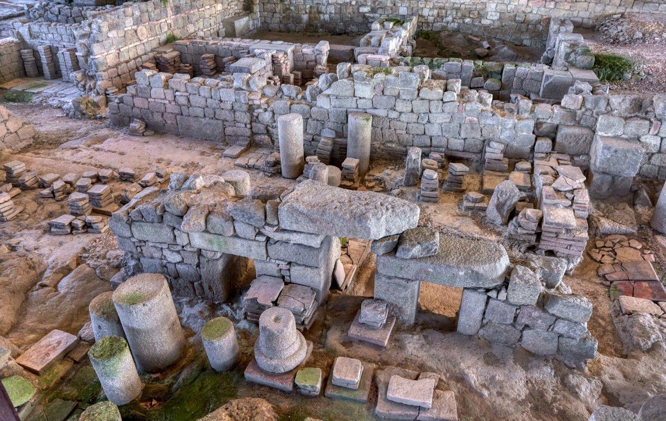 Termas Romanas do Alto da Cividade Braga