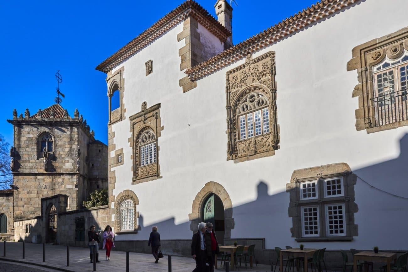 Capilla de los Coimbra Braga