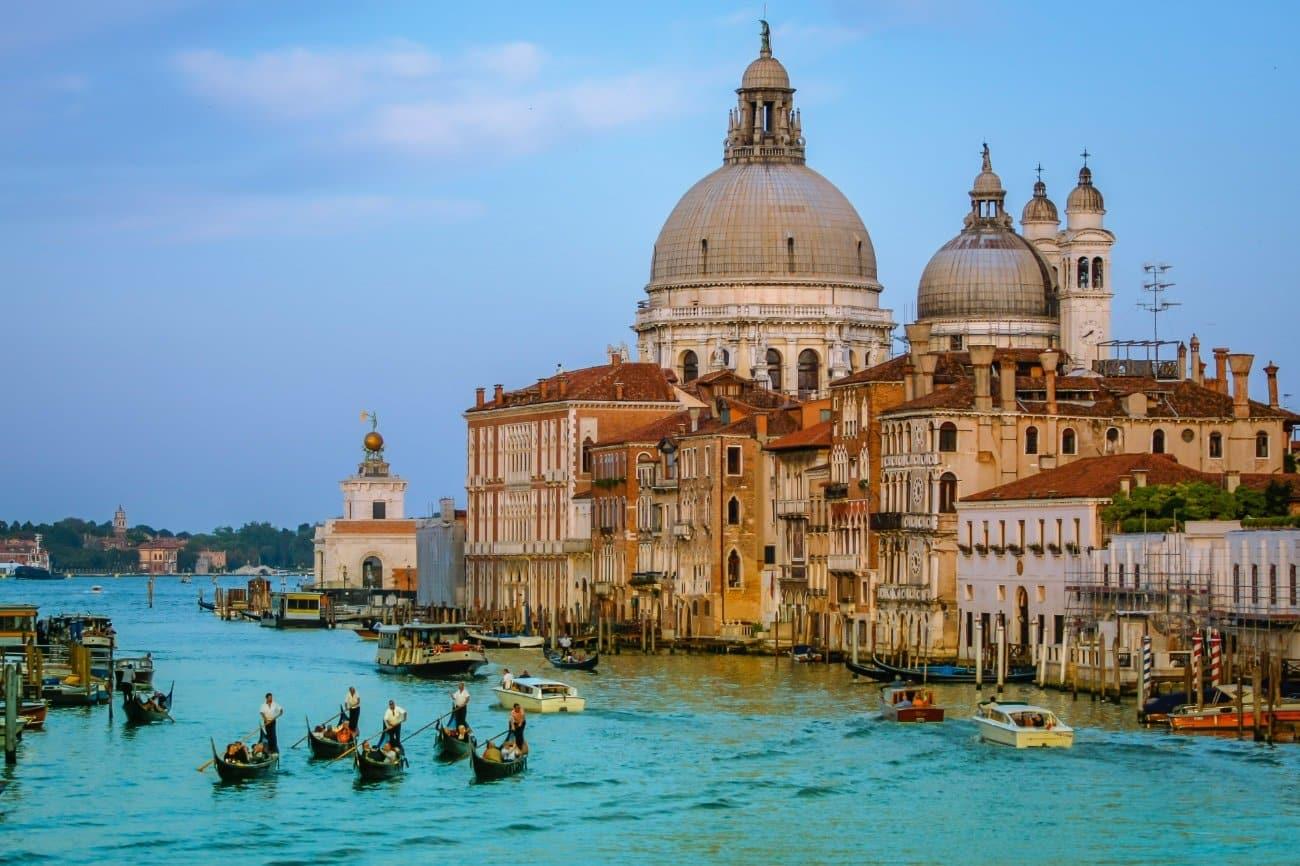 La Salute Venecia
