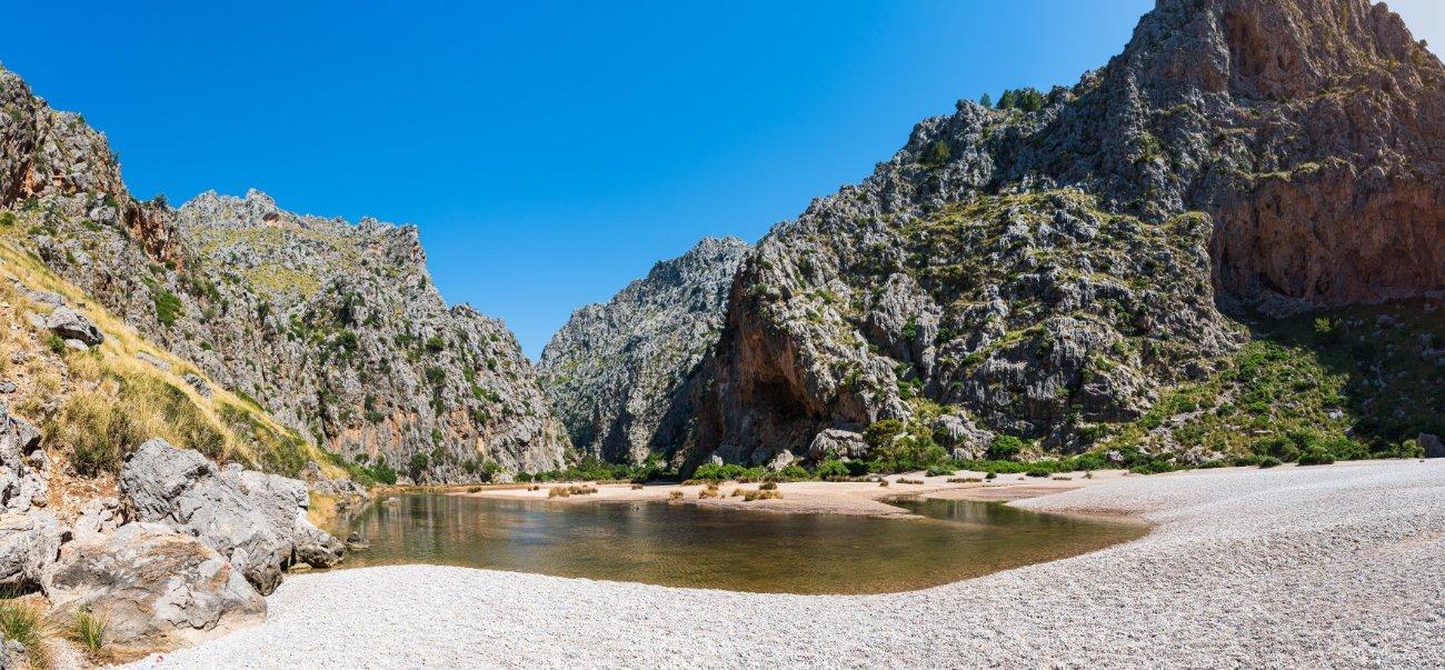 Sa Calobra y Torrent de Pareis, Mallorca