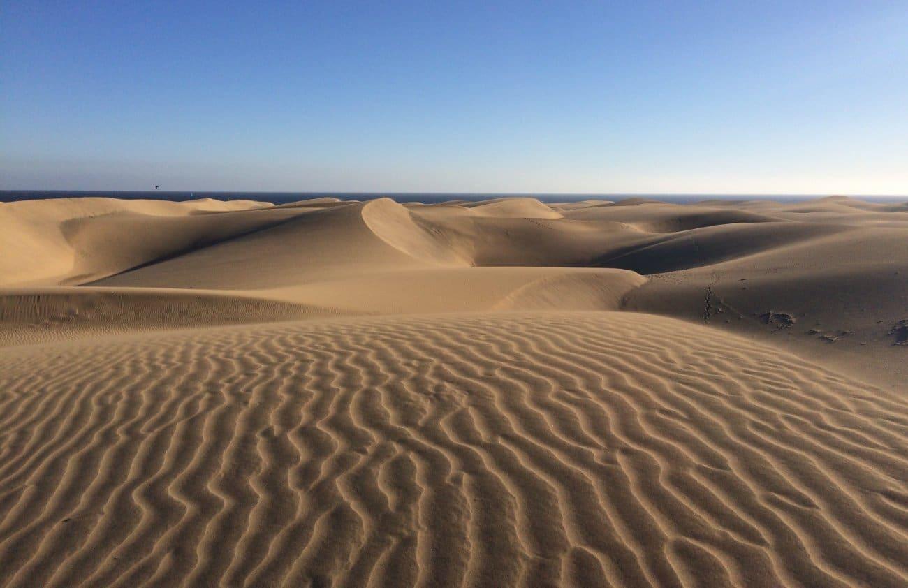 Dunas de Maspalomas Canarias