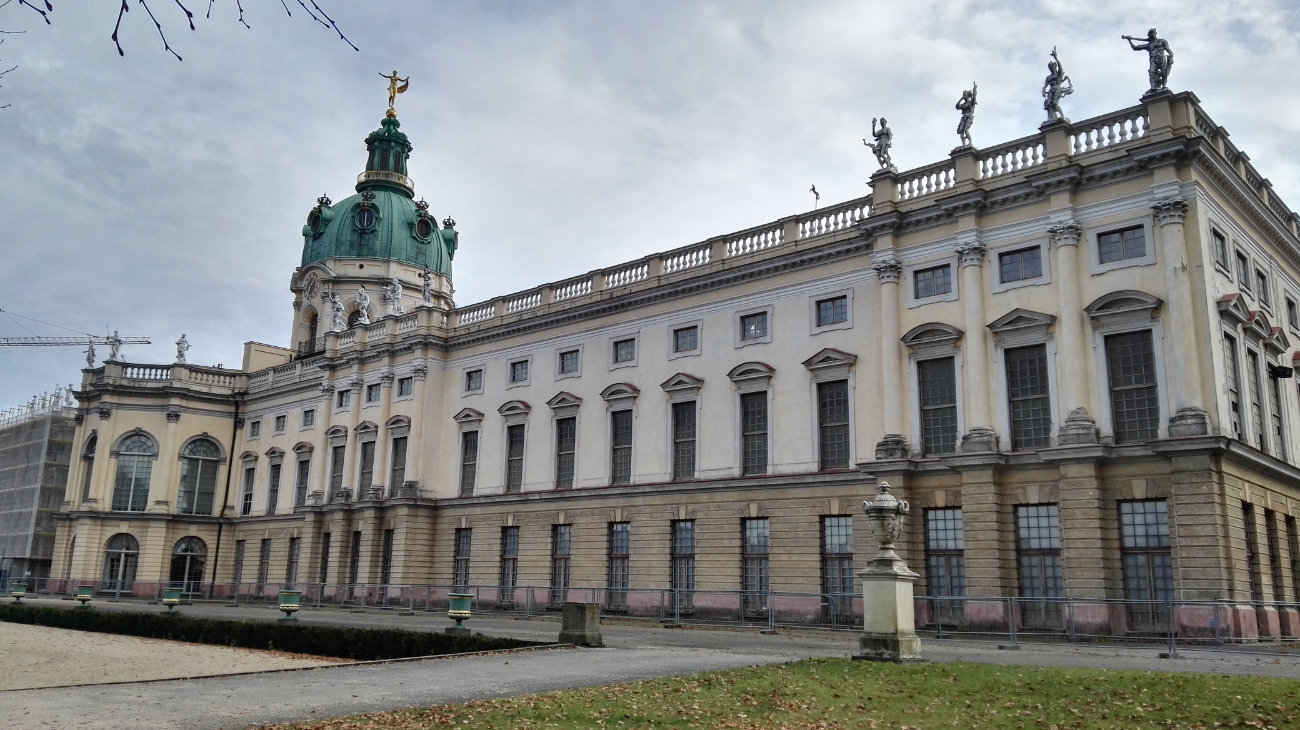 Palacio Charlottenburg Berlin