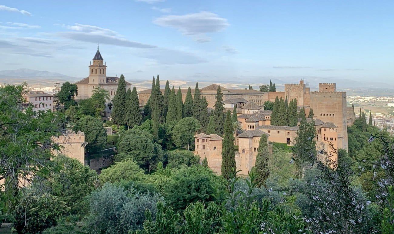 Qué ver en Andalucía: Alhambra de Granada