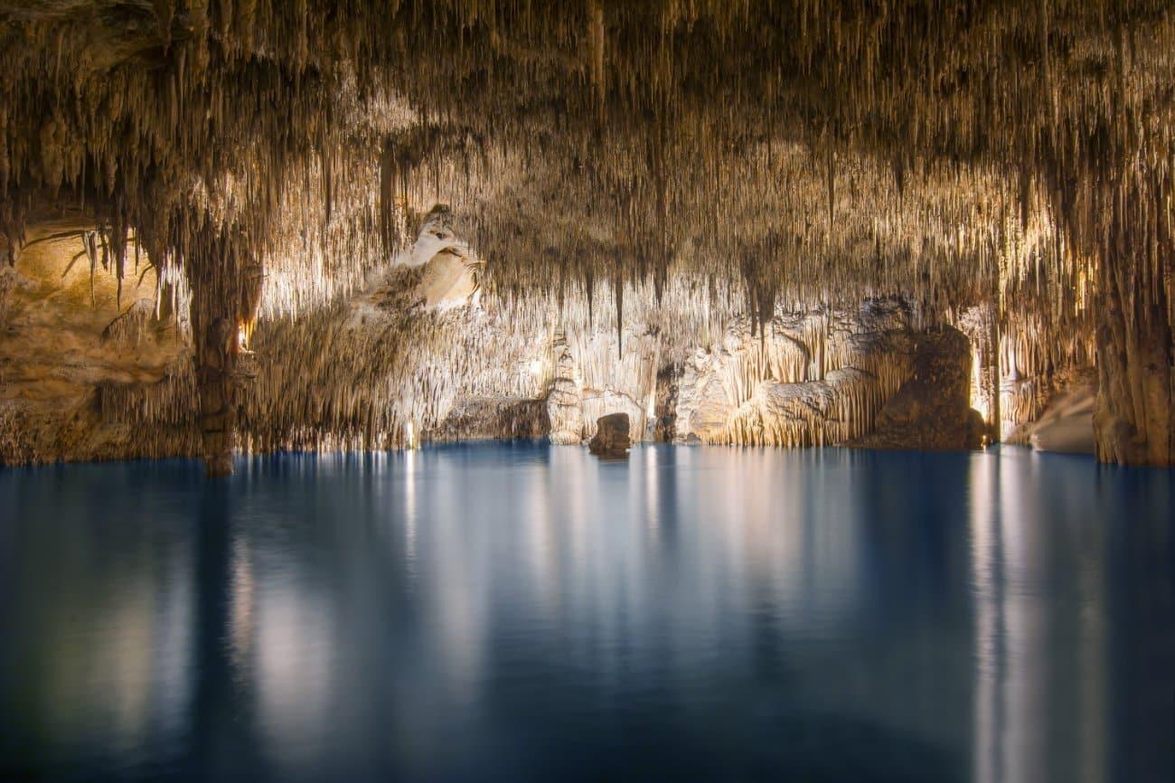 Coves del Drach y de Artà, Mallorca