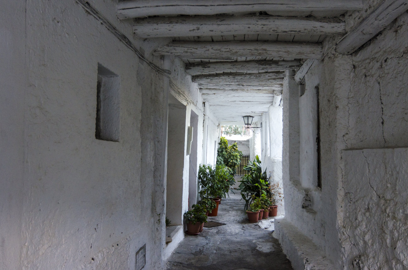 La Alpujarra de Granada Andalucia