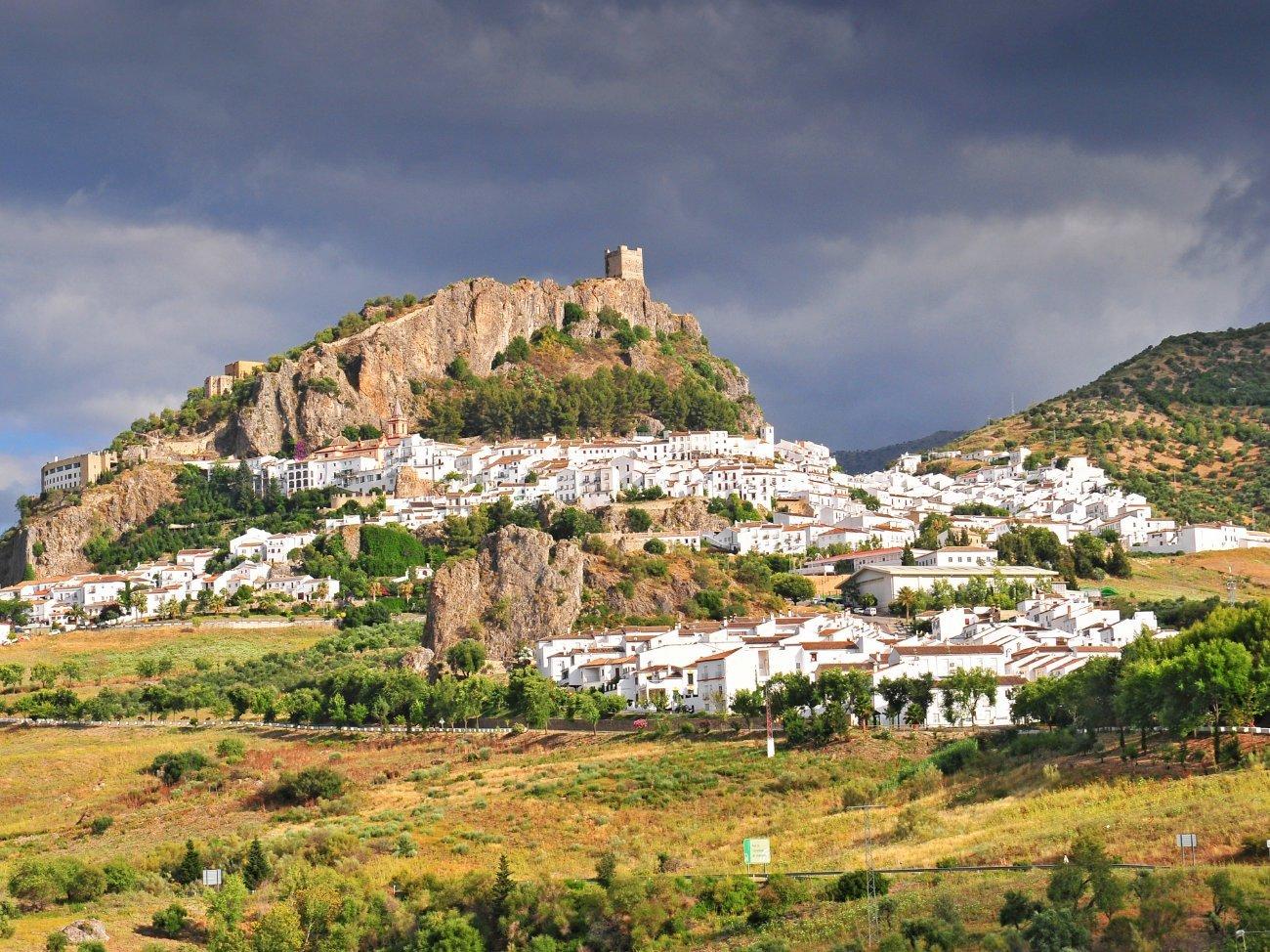 Serranía de Cádiz Andalucia