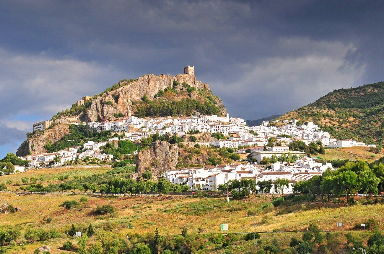 Qué ver en Andalucía: Serranía de Cádiz Andalucia