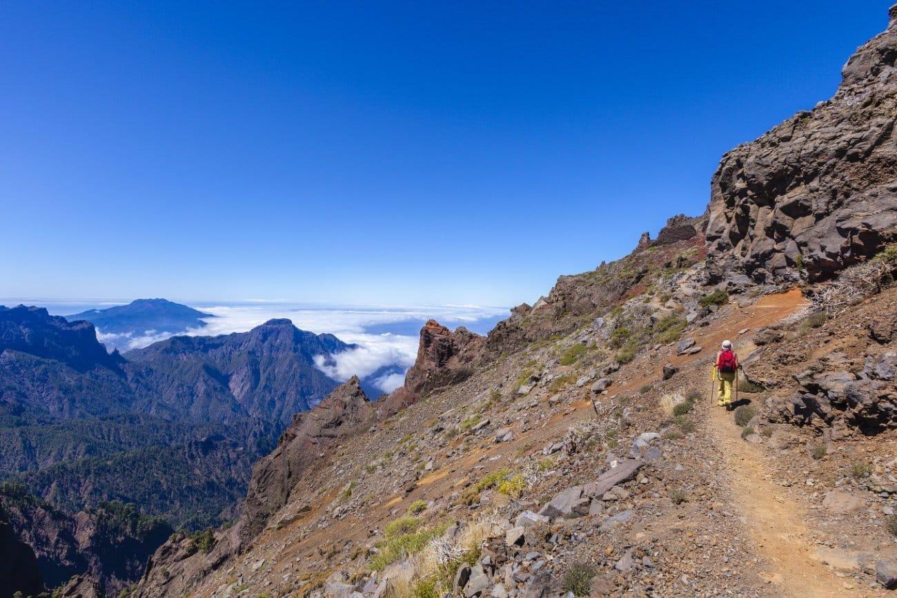 La Caldera de Taburiente Canarias