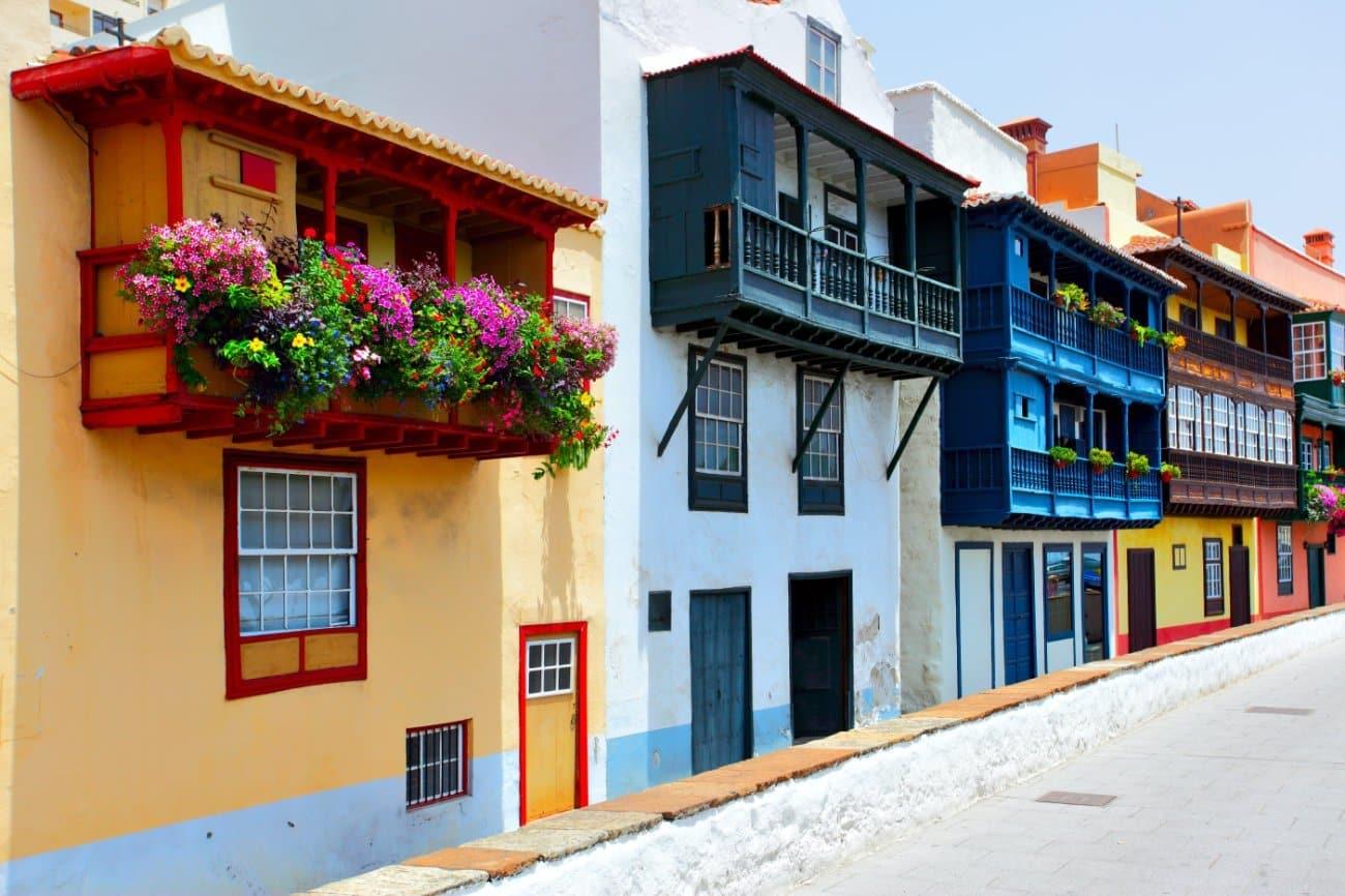 Santa Cruz de la Palma Canarias