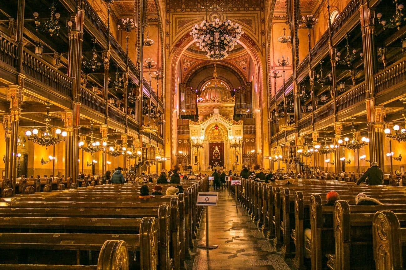 La Gran Sinagoga Budapest