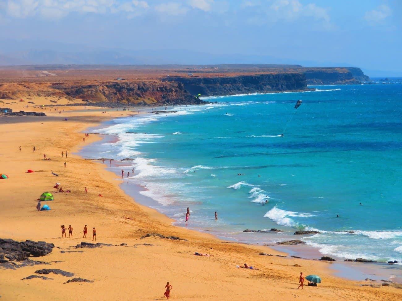 Fuerteventura, la isla con playas paradisíacas Canarias