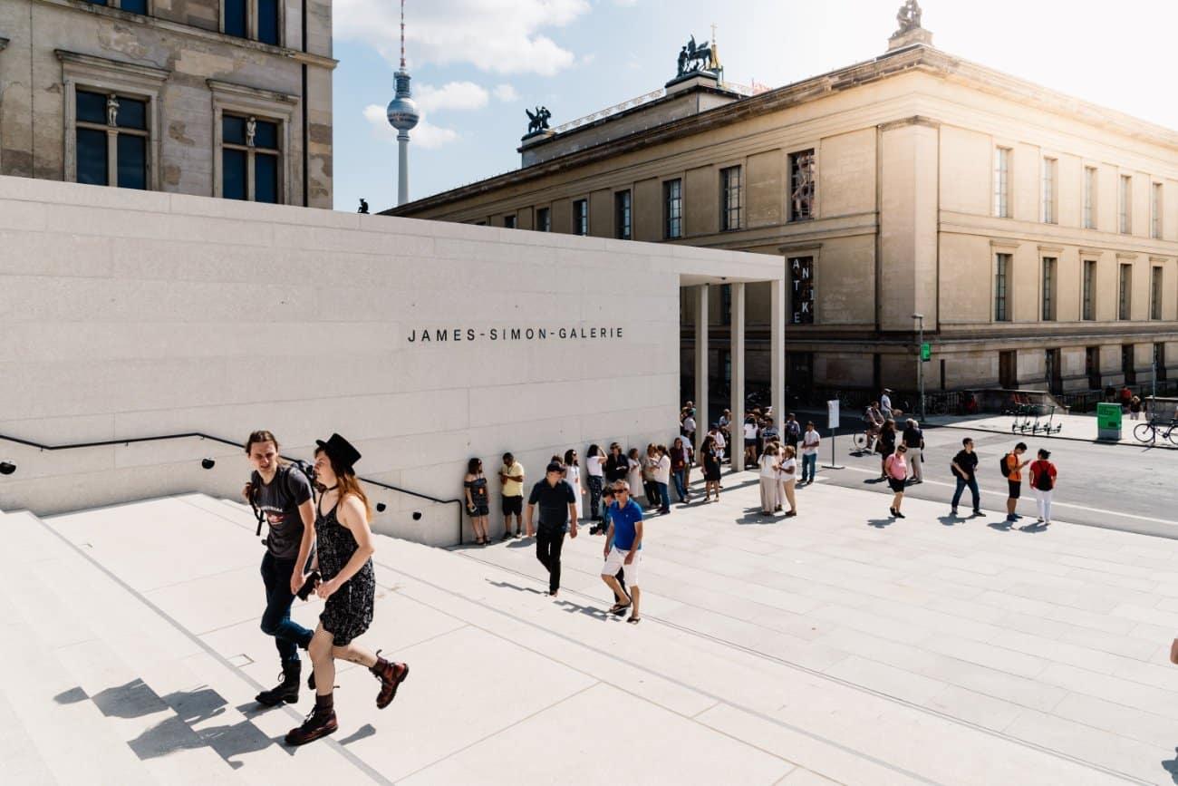 Nuevo Museo Berlin