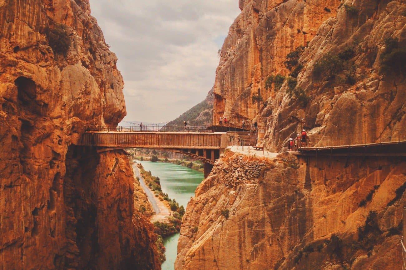 Qué ver en Andalucía: Caminito del Rey Andalucia