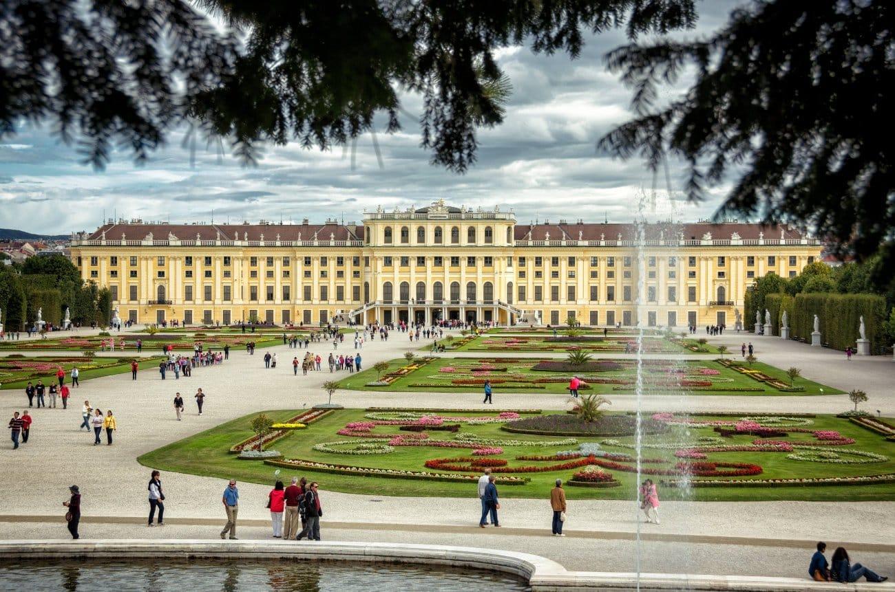 Palacio de Schönbrunn Viena