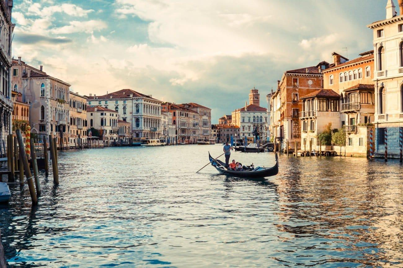 Gran Canal Venecia